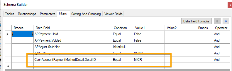 Configuring AP Checks for MICR Font in Acumatica 6 10 and above