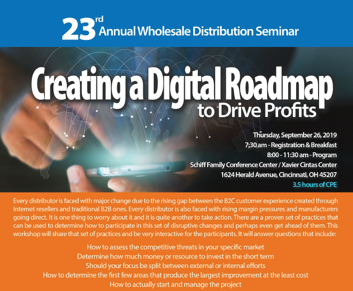 Creating a Digital Roadmap to Drive Profits